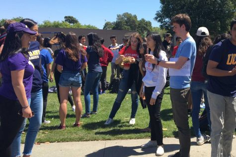The Class of 2018 celebrates college decision day, gives advice to incoming seniors