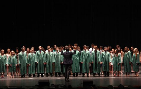 Baccalaureate marks the end of an era for seniors