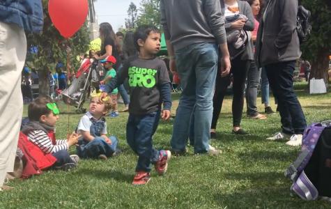 Video: Palo Alto celebrates the 95th annual May Fête Parade