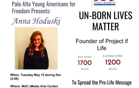 Pro-life speaker to present on campus