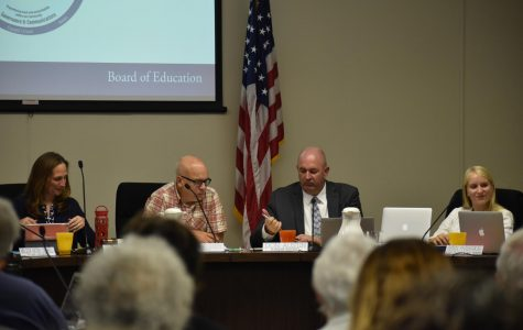 Board envisions revised role for police at school
