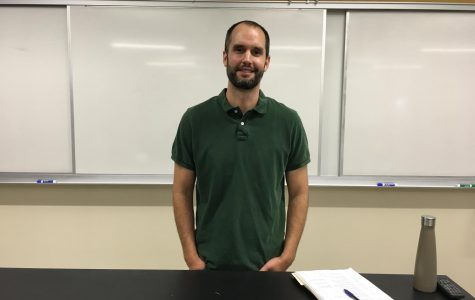 Science Department Instructional Lead Erik Olah discusses the reasons behind the mixed chemistry class being discontinued.