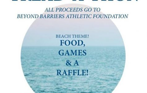 Girls' water polo to host Tread-a-thon