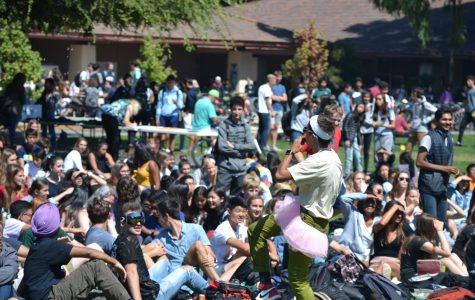 Quadside Lands marks Paly's third music festival