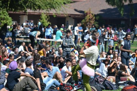 Quadside Lands, first student music festival of the year to begin tomorrow