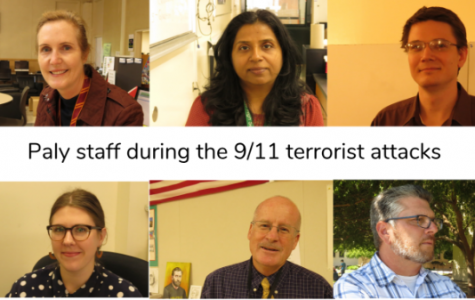Verbatim: Paly staff recall shock, uncertainty during 9/11