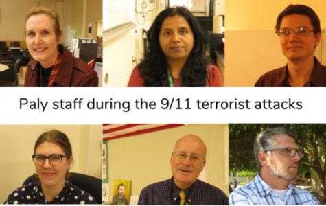 Verbatim: Paly staff recall shock, uncertainty during 9/11