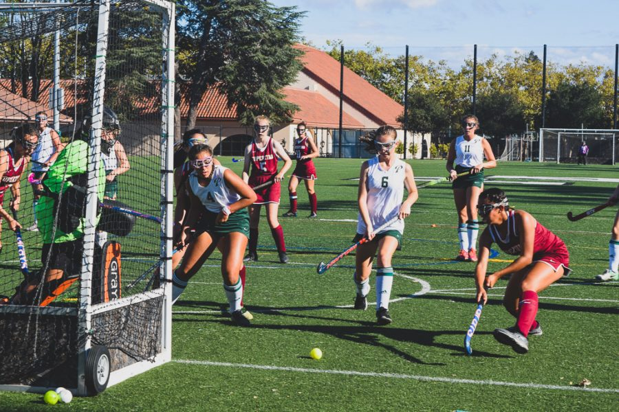 Despite strong defense, Viking field hockey loses to Cupertino