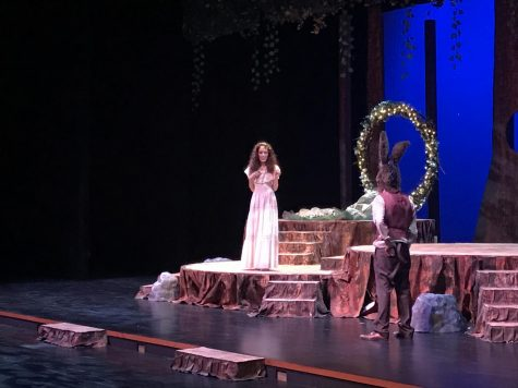 Paly theater presents Shakespeare's 'A Midsummer Night's Dream'