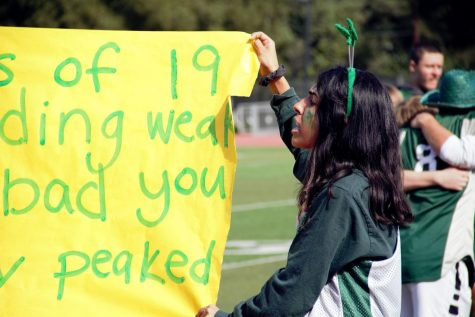Voice Verbatim: Spirit Week final rally reaction