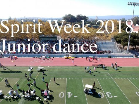Spirit Week 2018: Freshman dance