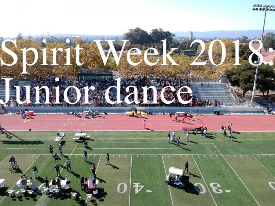 Spirit+Week+2018%3A+Junior+dance