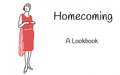 Last minute Homecoming lookbook