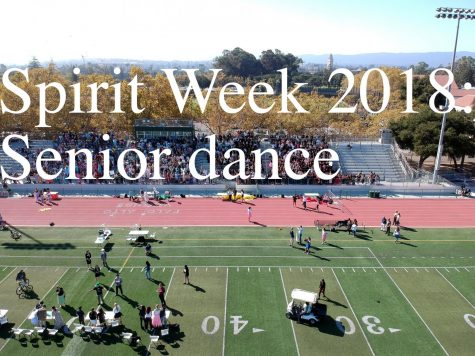 Spirit Week 2018: Senior dance