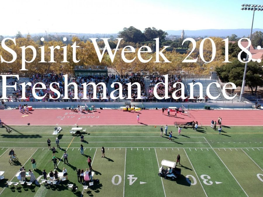 Spirit+Week+2018%3A+Freshman+dance
