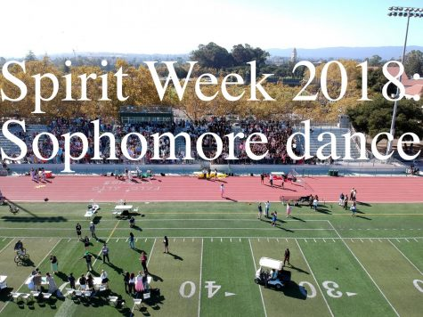 Spirit Week 2018 final results, dances