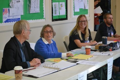 School board representatives to obtain preferential vote