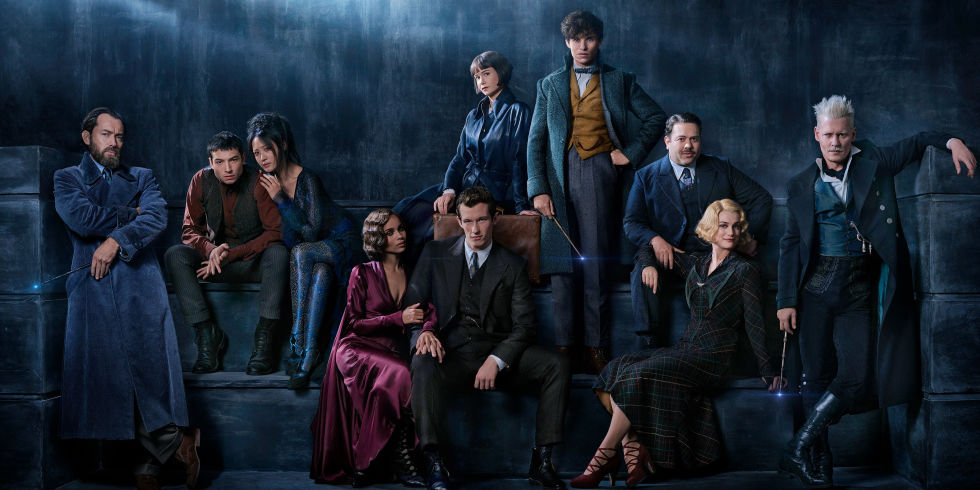 'The Crimes of Grindelwald' lacks character development