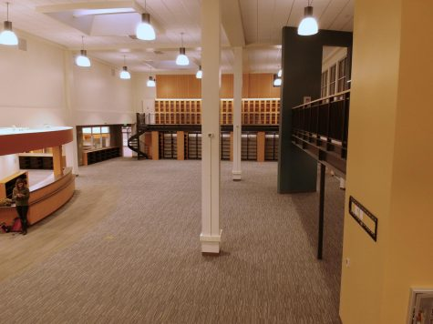 Library upgrade planned for 2015