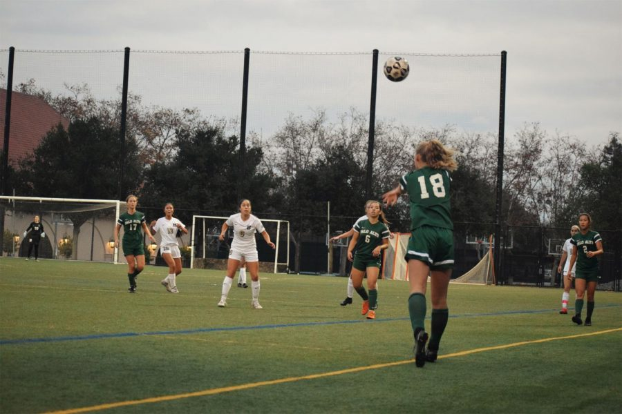 Recap%3A+Girls%27+soccer+suffers+loss+to+Archbishop+Mitty+Monarchs
