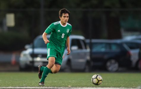 Recap: Boys' soccer ties Mountain View in disappointing match