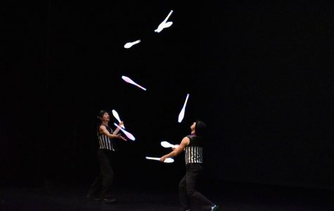 Slideshow: Jugglers amaze at Game of Throws gala