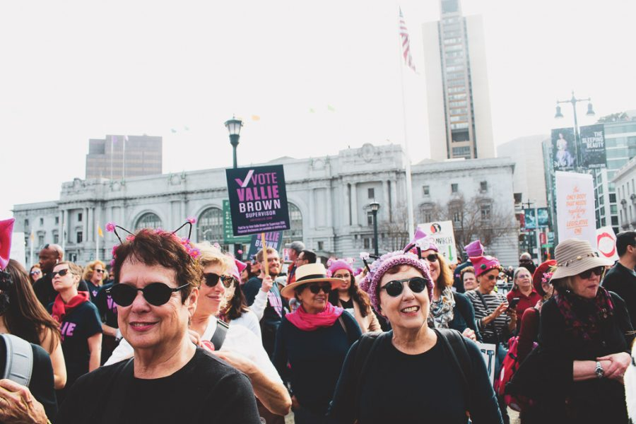 Slideshow: Women's March 2019