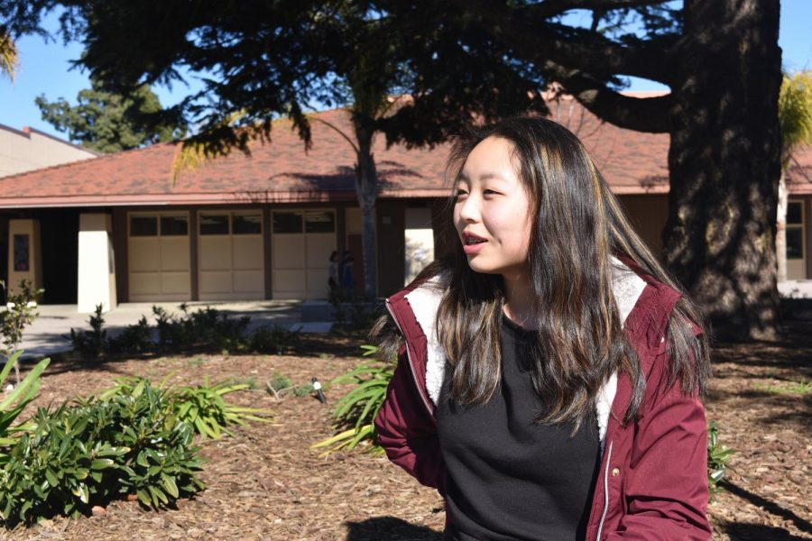 Sophomore Sabrina Chan talks about the cancellation of the field trip to the Museum of Tolerance in Los Angeles which would have taken place on Friday, Feb. 22.. According to Chan, she was excited to go with her friends and disappointed that her teachers decided to cancel the trip despite the fact there was another solution offered.