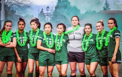 The last hurrah: Senior girls end soccer season on good foot