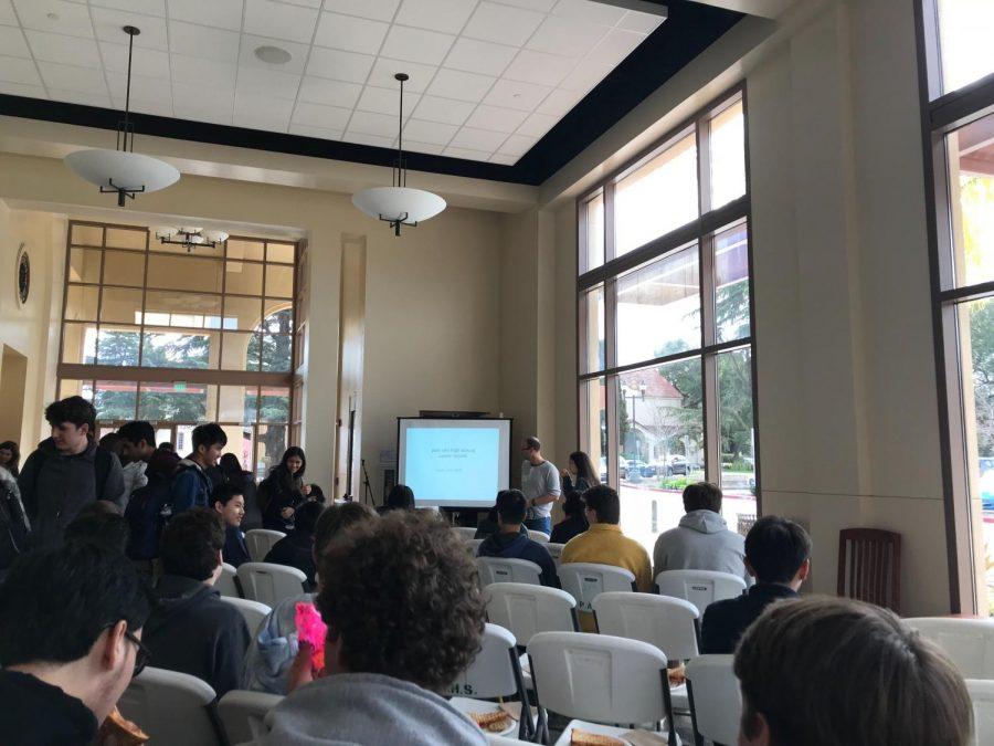 Day 3 of Career Speaker Series features Stanford professor