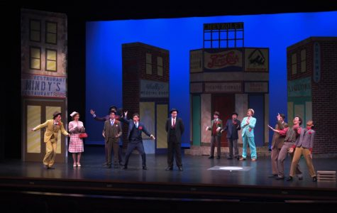 Preview: Paly Theatre to perform 'Guys and Dolls' musical