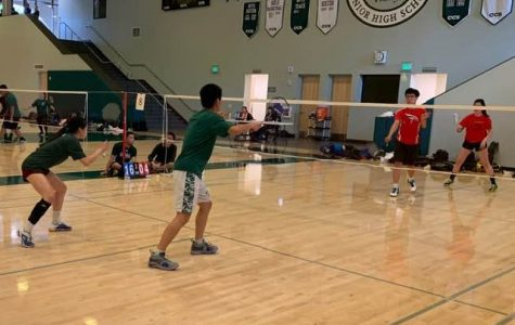 Badminton: Vikings defeat Gunn in crucial league match