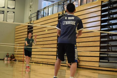 Recap: Badminton falls short against Lynbrook