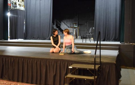 One Acts: A collection of short, student directed plays
