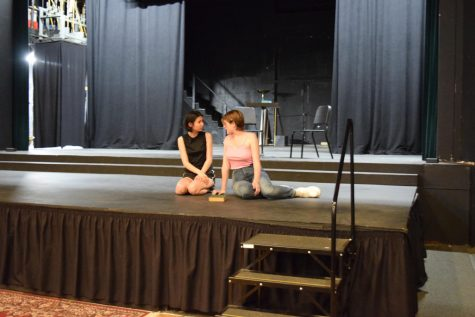 Drama program nominated for honors