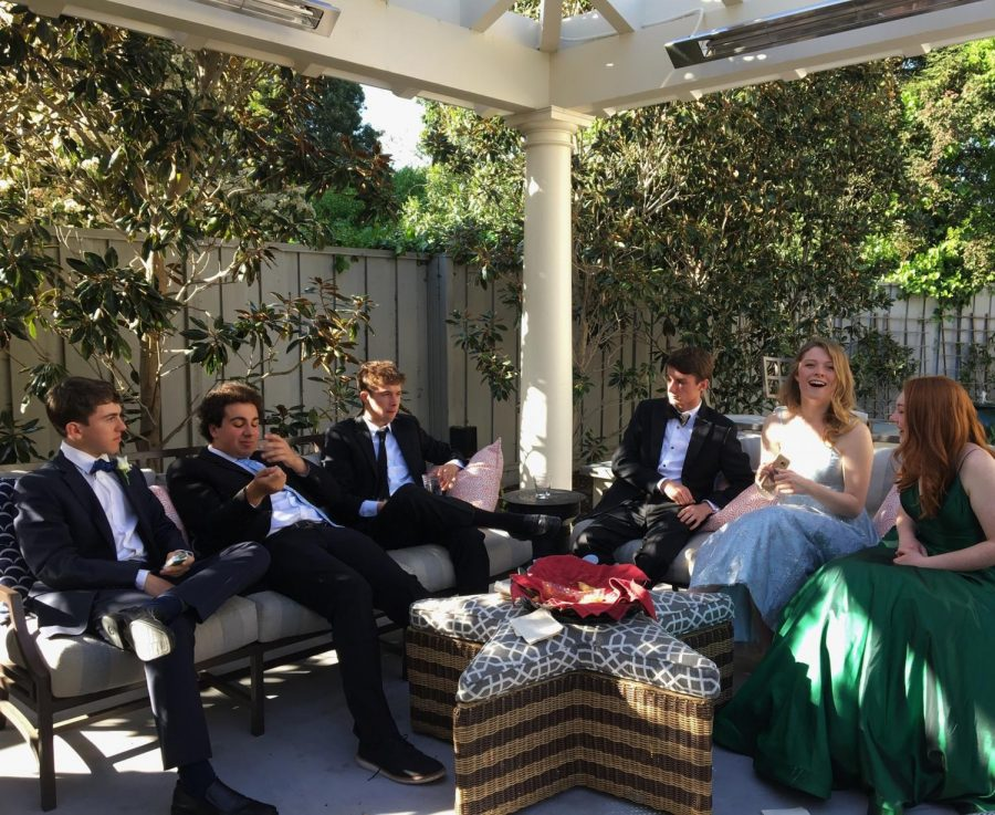 Opinion: Ridin' solo at Prom