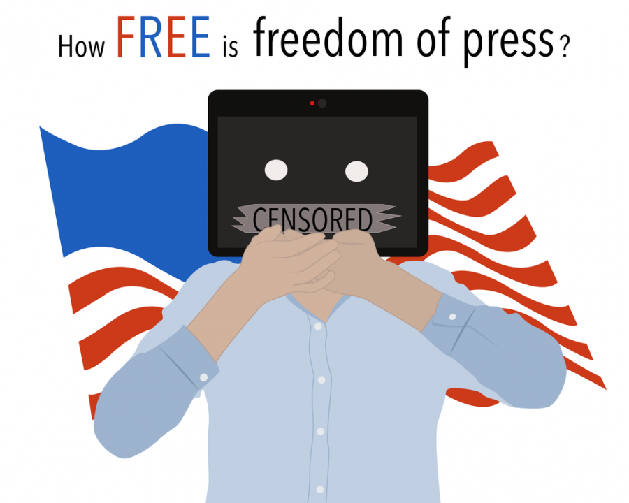 Column: How free is freedom of press?