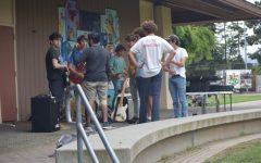 Quadchella band silenced amid AP testing