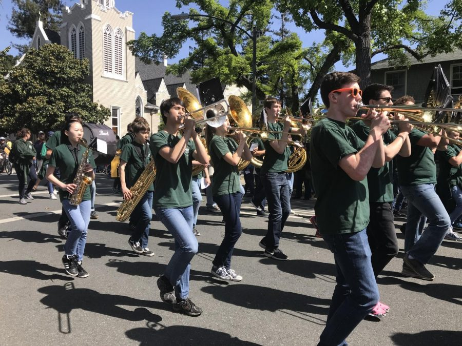 Slideshow: May Fete Parade celebrates Palo Alto's 125th Anniversary