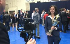 After state victory,  debaters heads to nationals