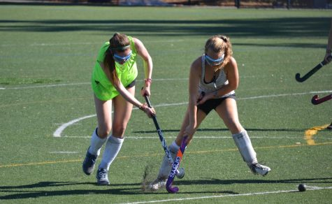 Field Hockey team forced to replace stolen gear