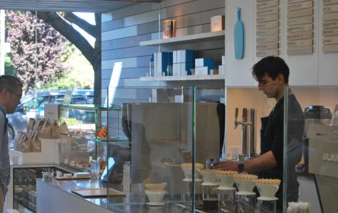 Blue Bottle Coffee to hold Stanford community day Saturday