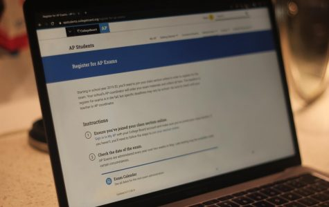 AP registration deadlines moved up to Oct. 31