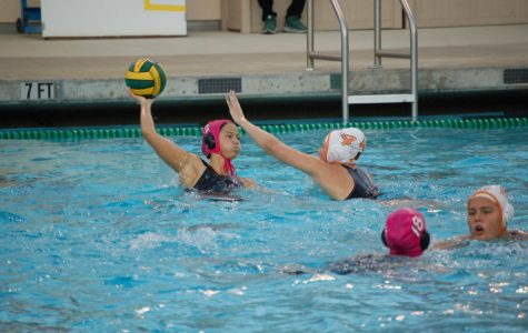 Girls' water polo: protests, senior night loss