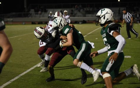 Football: Vikings demolish the Firebirds in 42-0 victory