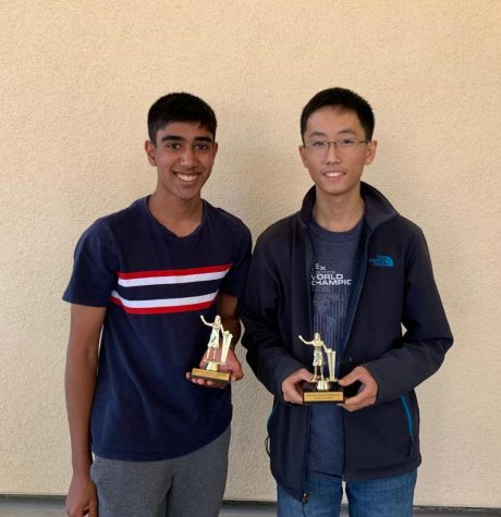 Science Olympiad places second at states, falls short of nationals