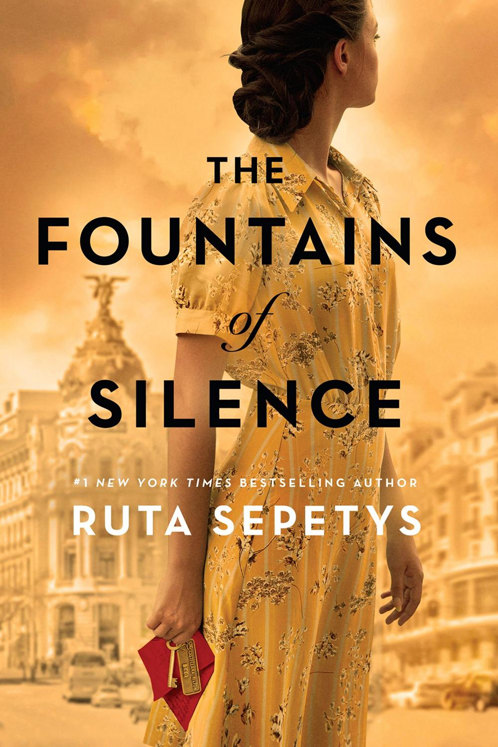 The cover of Ruta Sepetys' newest novel