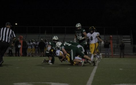 Football fails to fight Mitty Monarchs