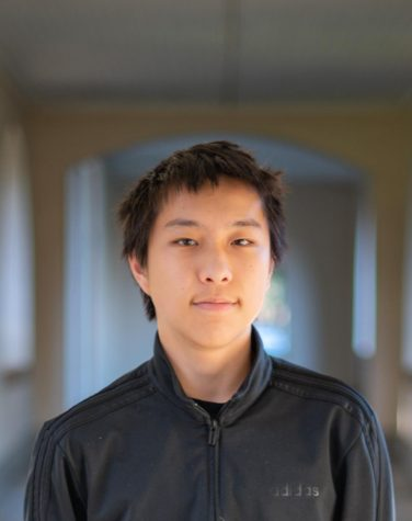 Photo of Brandon Wu