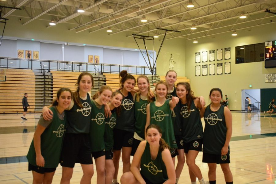 Paly girls' varsity basketball: season recap and preparation for CCS